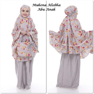 Mukena Alishba Abu Anak