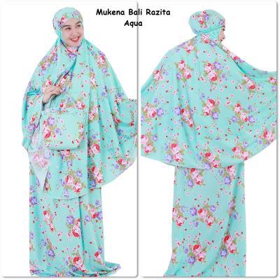 Mukena Bali Razita Aqua